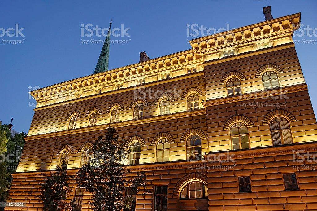 Das Parlament. – Foto