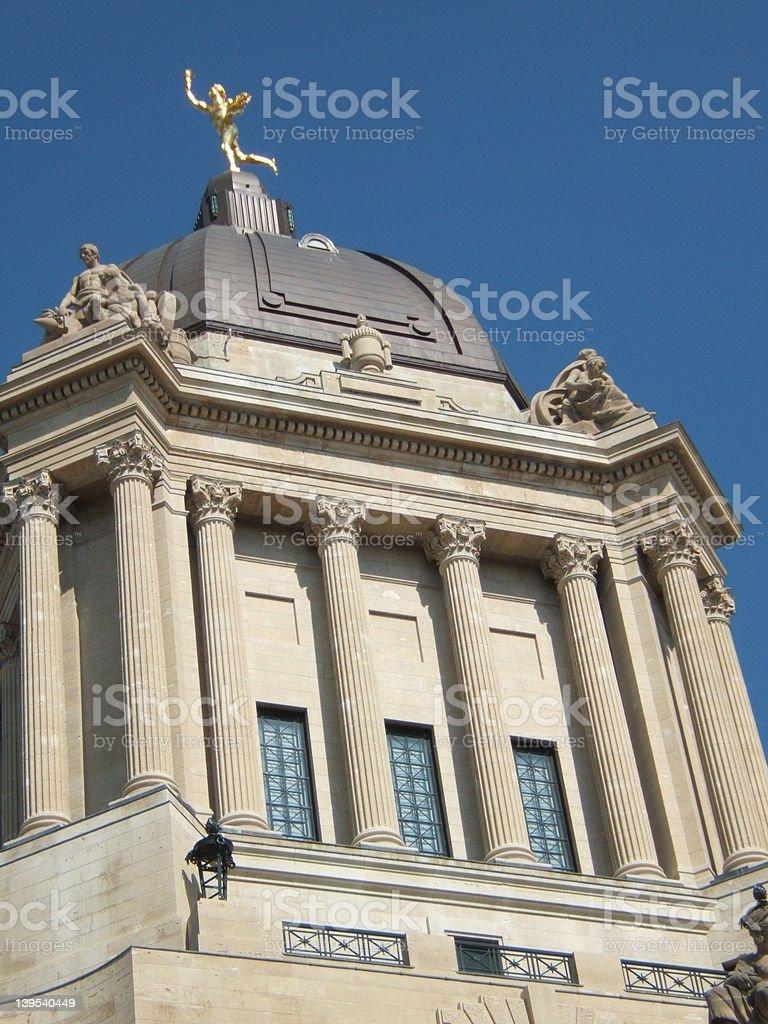 Parliment Building stock photo