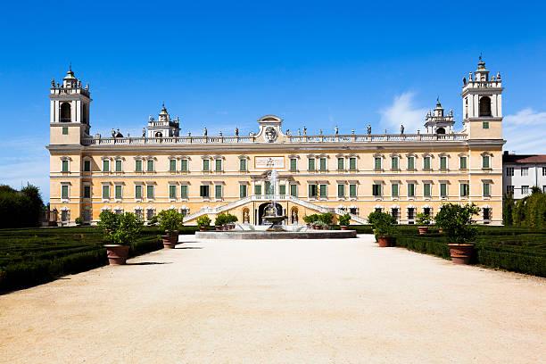 Parma, Colorno Villa Ducale stock photo