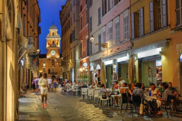 Parma, Italien – Foto