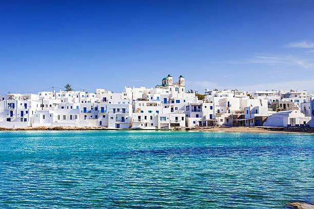 paros island, grèce - grece photos et images de collection