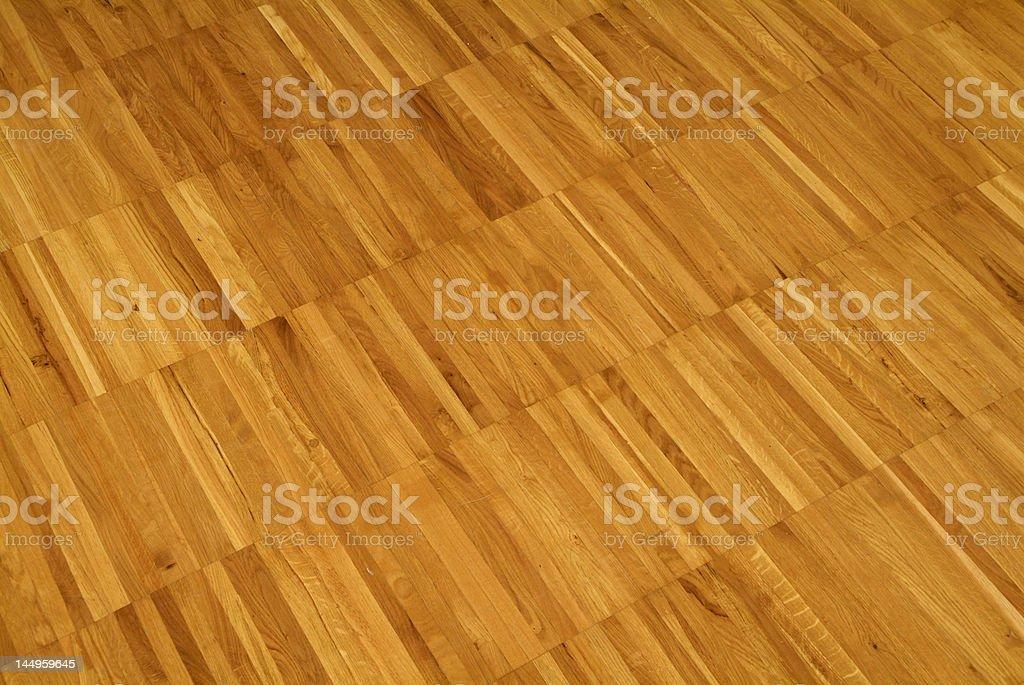 Parquet floor royalty-free stock photo