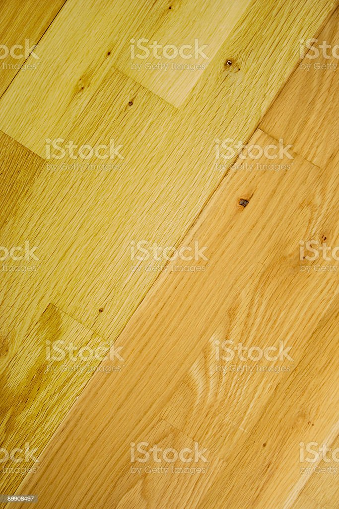 Pavimenti in Parquet foto stock royalty-free