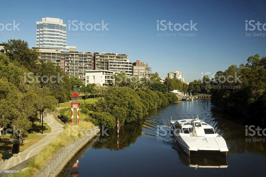 Parramatta stock photo