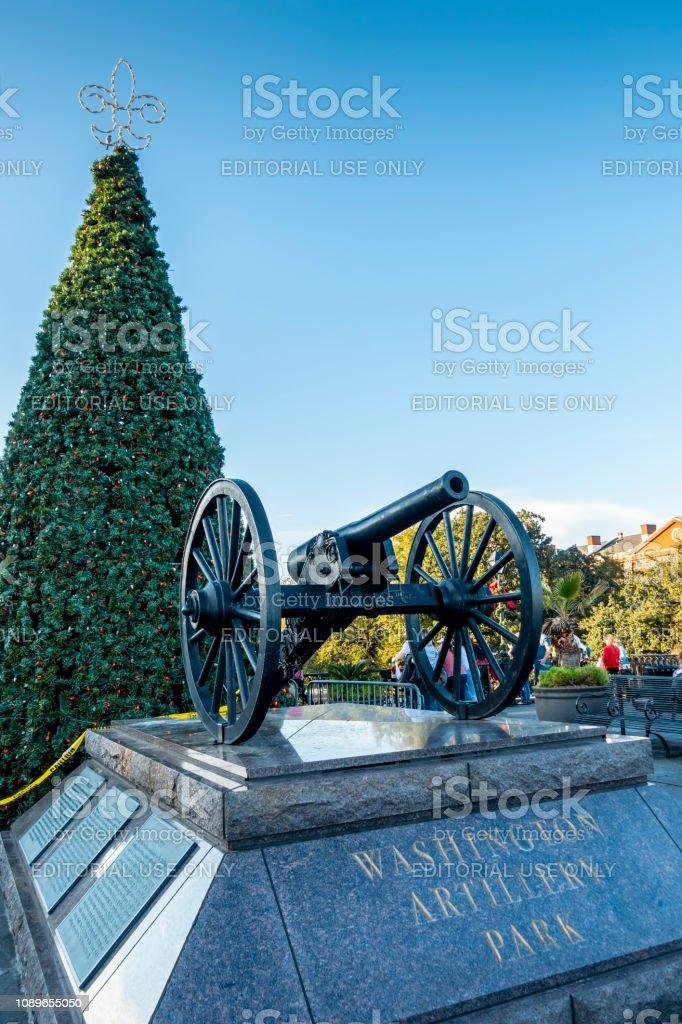 パロット 大砲ワシントン アーティレリー パークに公共の表示 - 1861年 ...