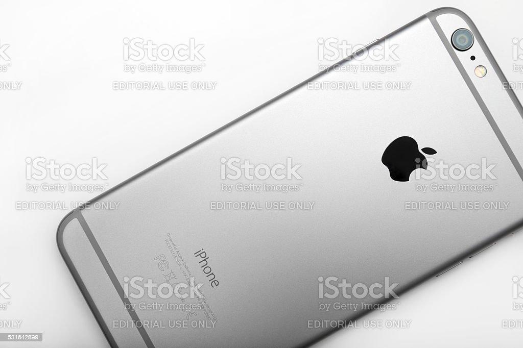 Part iPhone 6 Plus stock photo