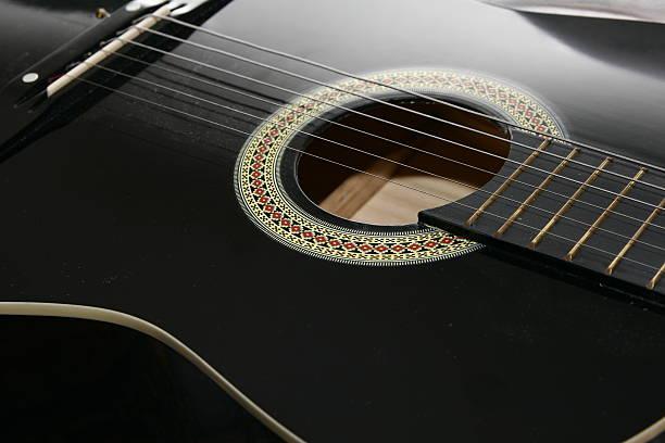 teil einer gitarre - schmidt theater stock-fotos und bilder