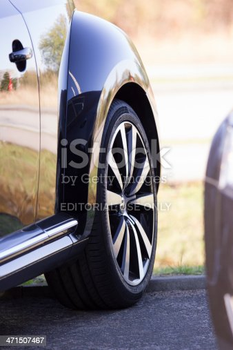 istock Part of a VW beetle 471507467