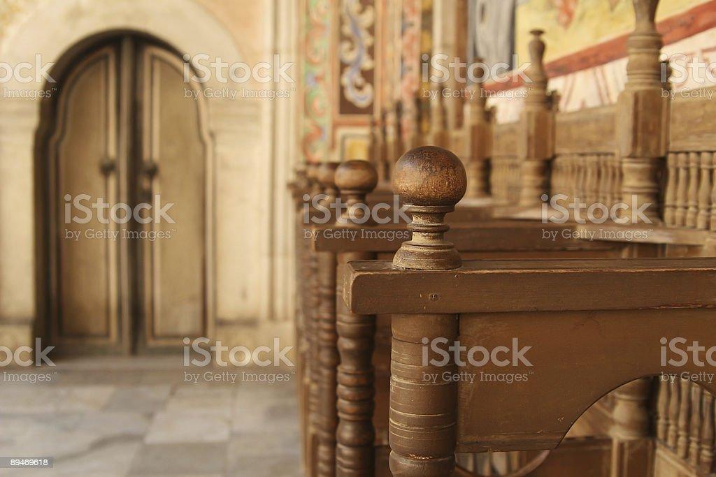 Der bulgarischen-Kloster Lizenzfreies stock-foto