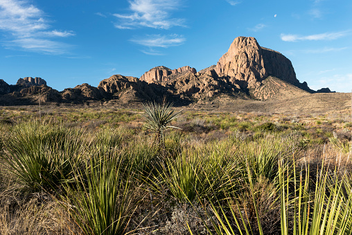 istock Part of Chisos Mountain Range in Big Bend National Park Texas 1149260020