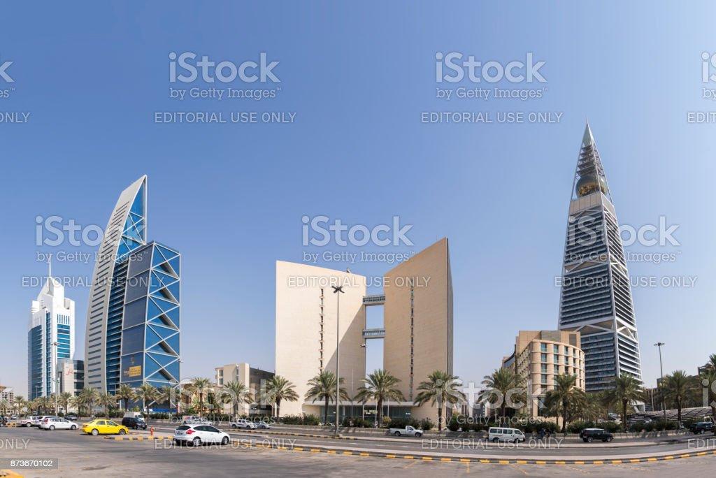 Part of Riyadh city – zdjęcie