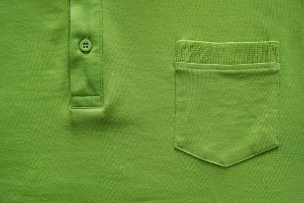 Parte saia em detalhe da cor verde - foto de acervo