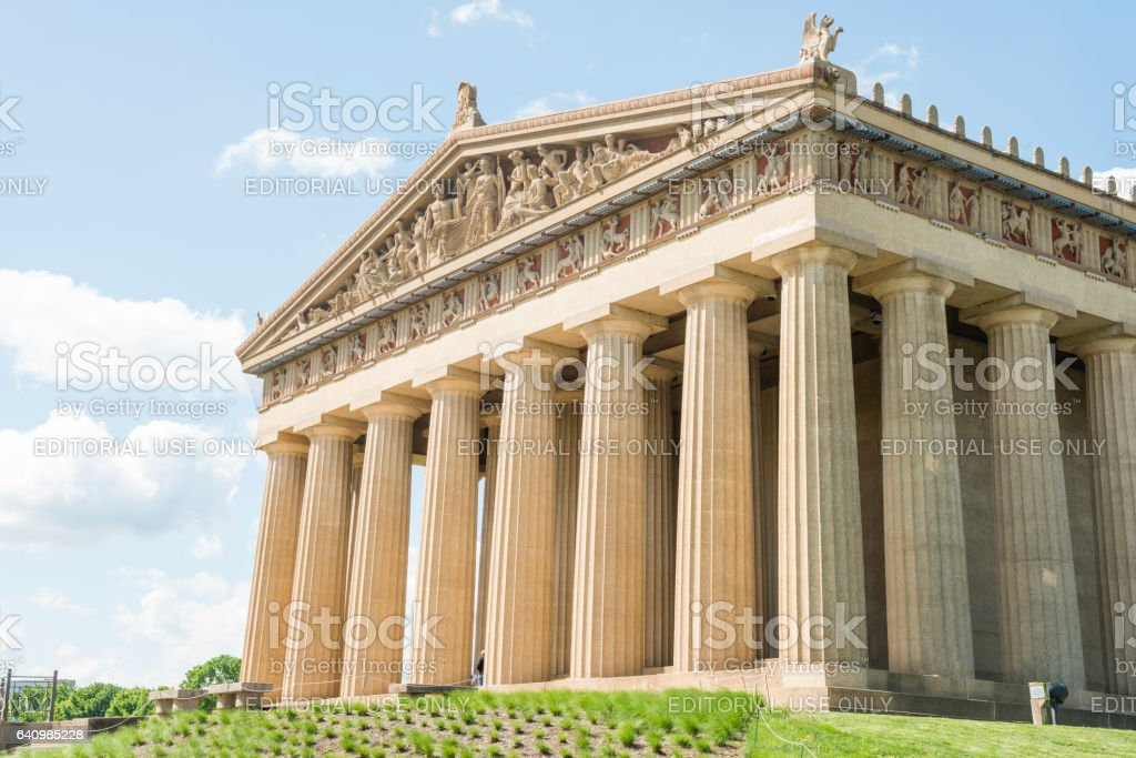 parthenon architecture