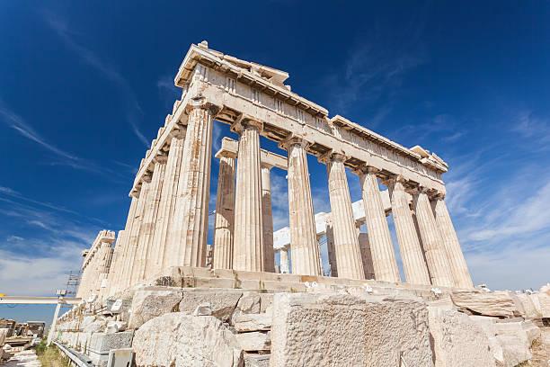 Parthenon, Athens Greece stock photo