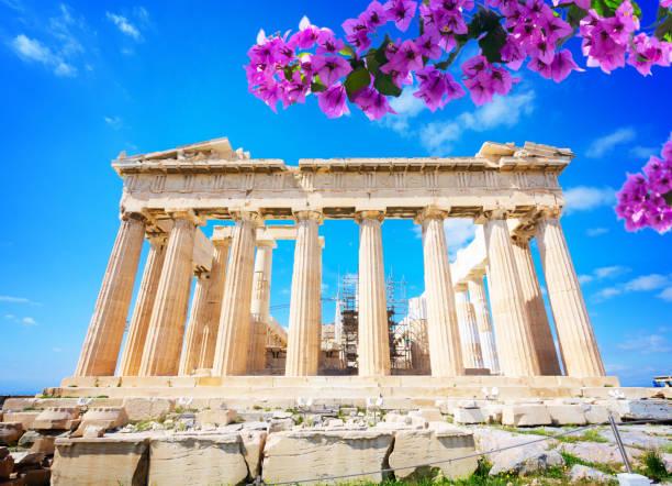 Parthenon-Tempel, Athen – Foto