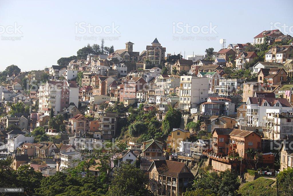 Vue partielle d'Antananarivo II - Photo