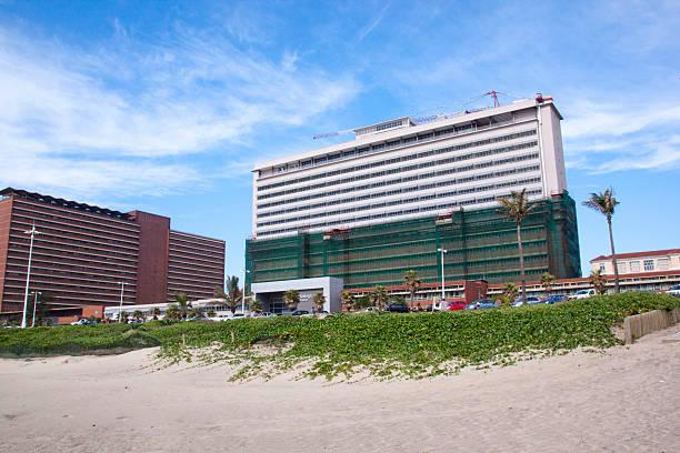 Teilweise restaurierten Addington Hospital in Durban – Foto