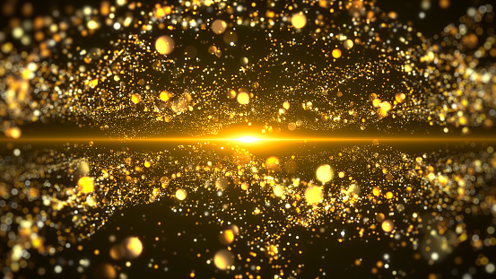 666540036 istock photo Particle awards light background 904124336