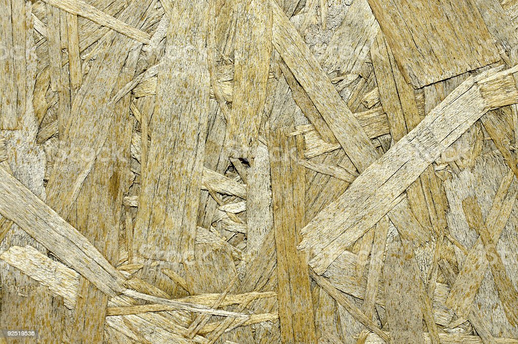 Particle board siding texture royalty-free stock photo