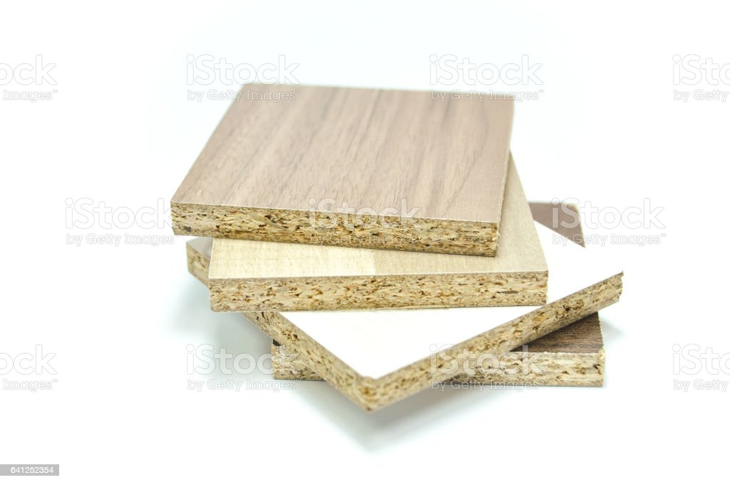 particle board wood stock photo