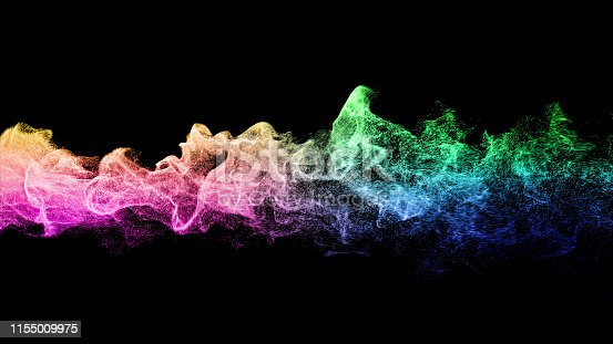 istock Particle Colorful 1155009975