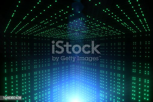 1045841966istockphoto Particle string idea 1046302428