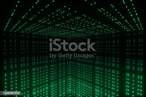 istock Particle string idea 1046302532