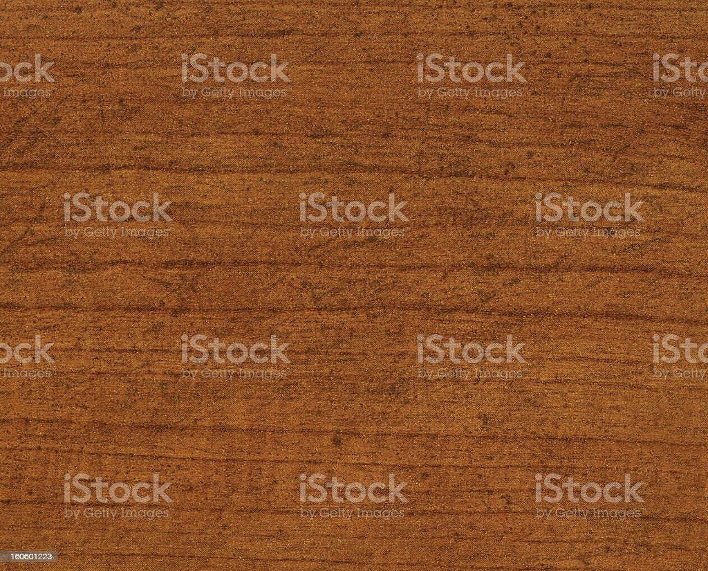 Particleboard wood veneer texture swatches, cherry tree stock photo