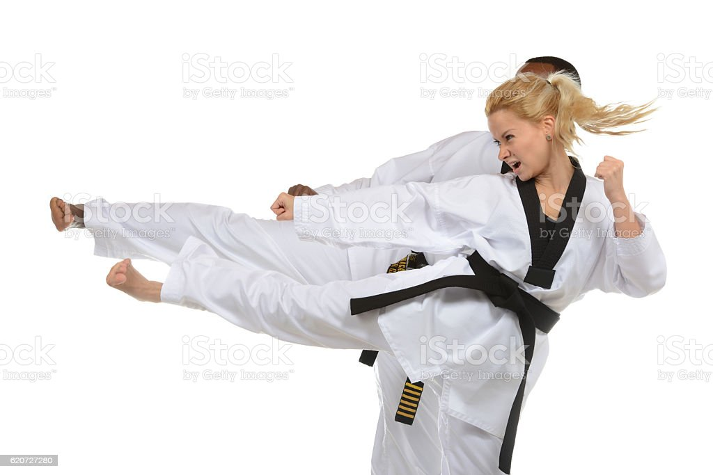 Partner Action stock photo
