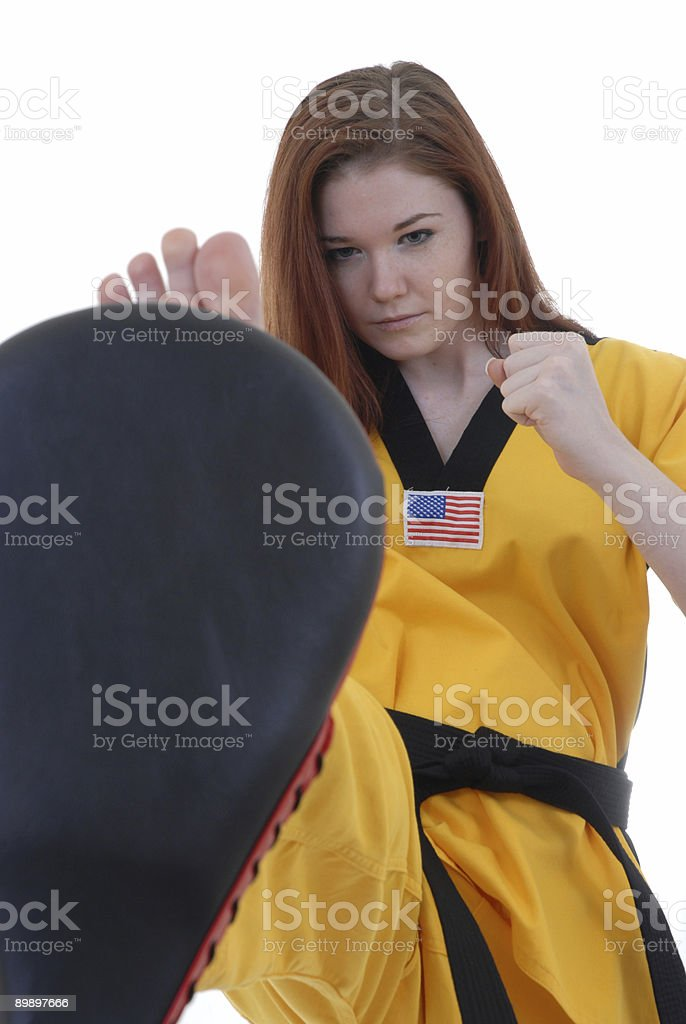 Partner pad drills royalty-free stock photo