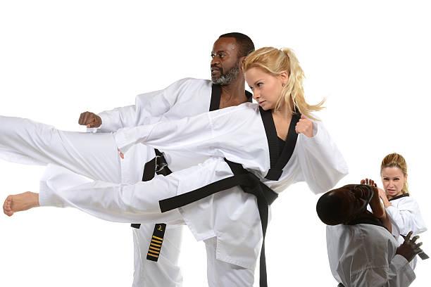 Partner Training stock photo