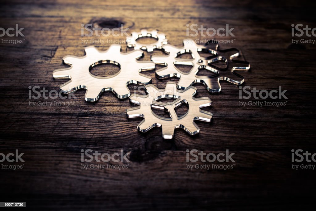 Partnership and temwork concept - Royalty-free Assistance Stock Photo