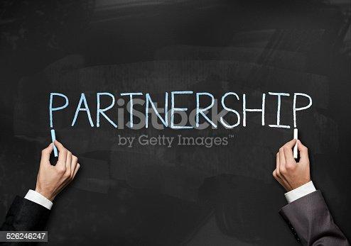 istock Partnership / blackboard (Click for more) 526246247