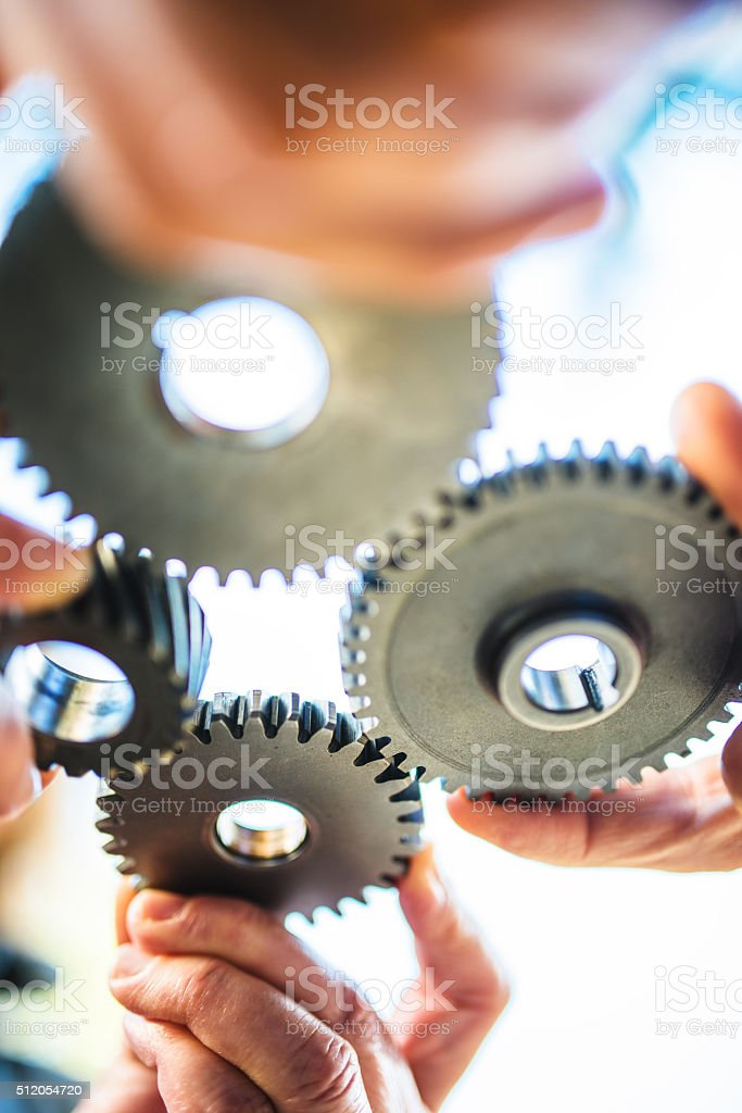partnership concept image stock photo