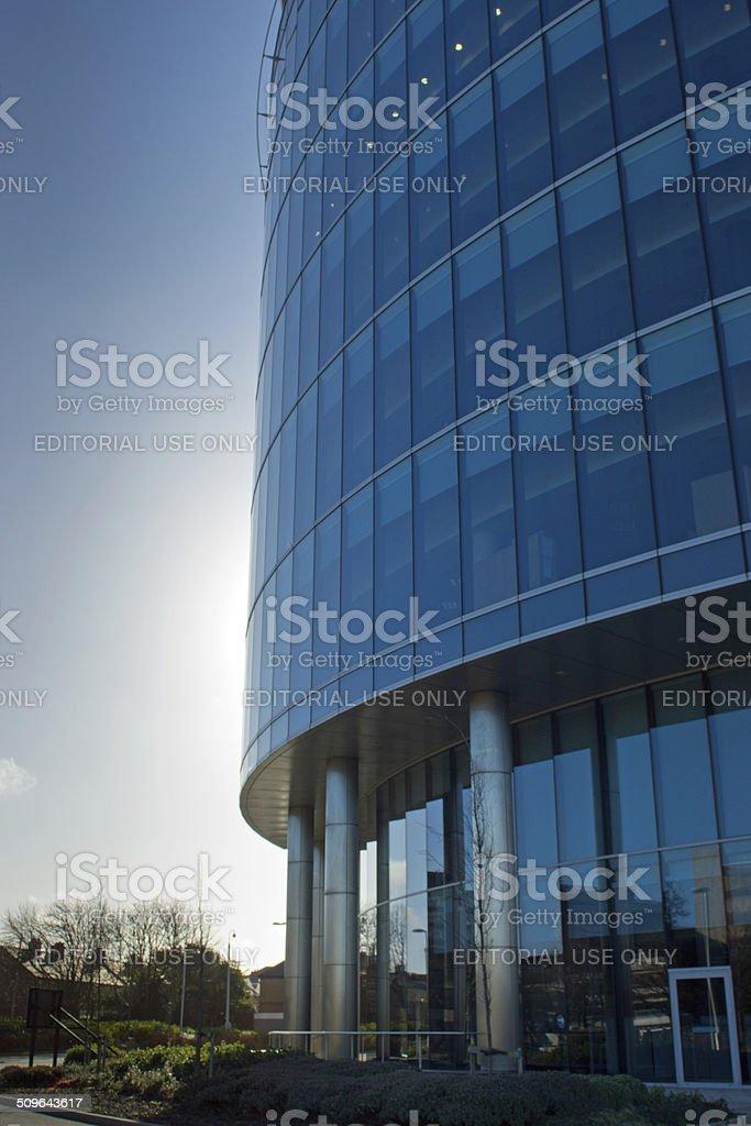 Partnership House stock photo