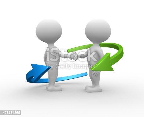 istock Partnership. 476134865