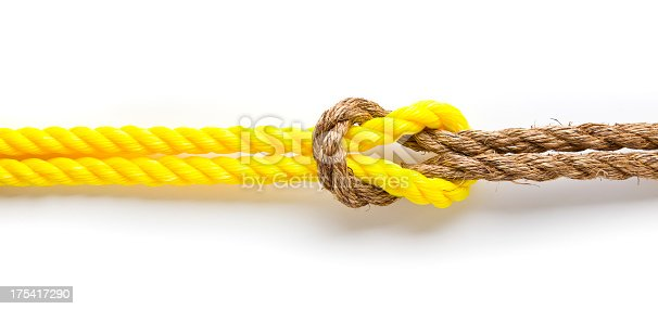 Concept for unity with ropes tied together