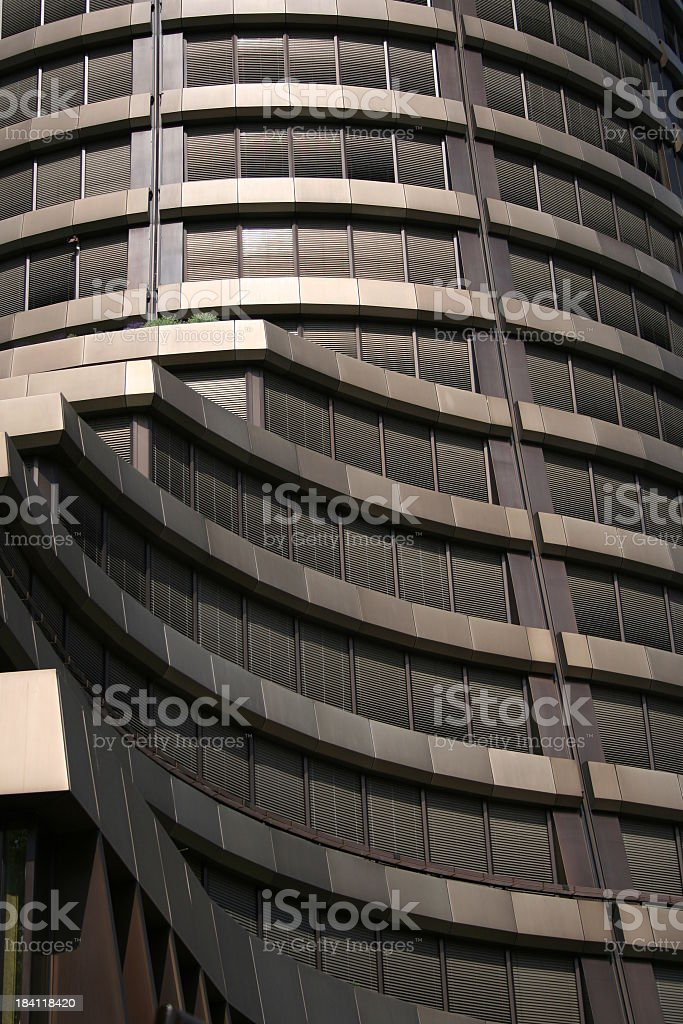 Parts of a Building stock photo