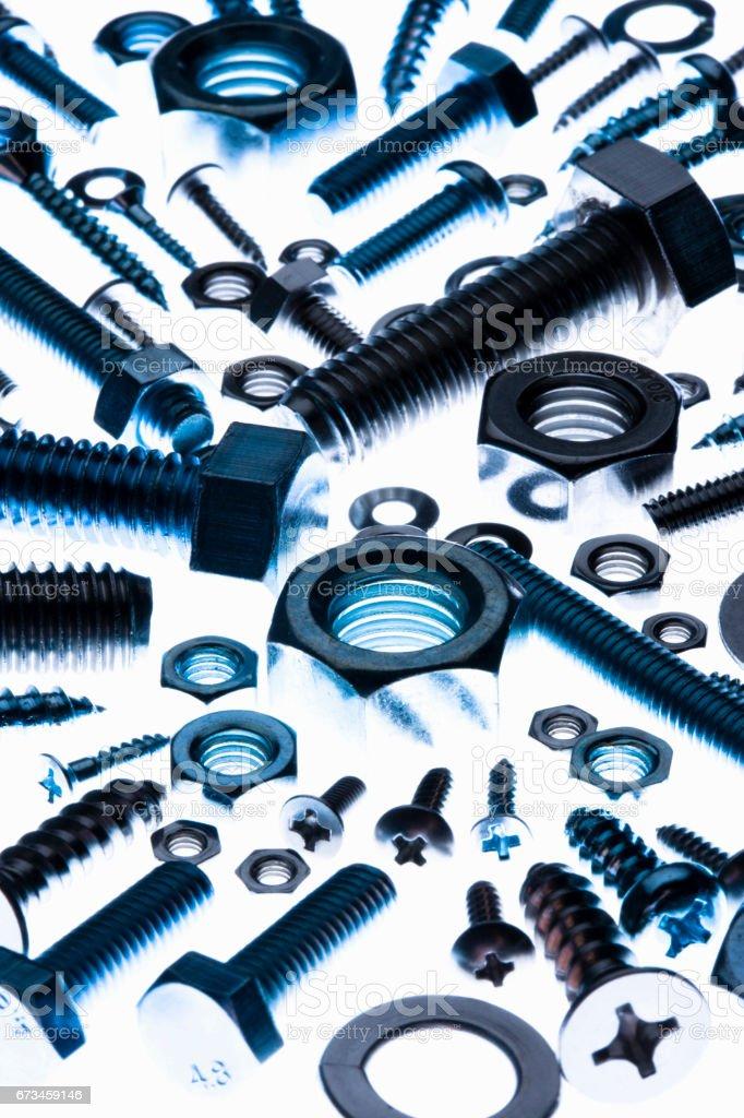 Parts stock photo