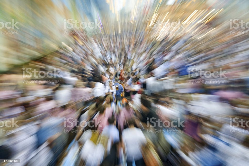party at the octoberfest royalty-free stock photo