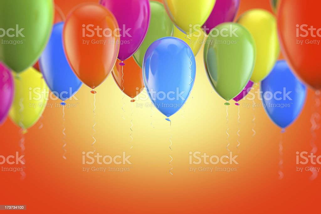 Party background royalty-free stock photo
