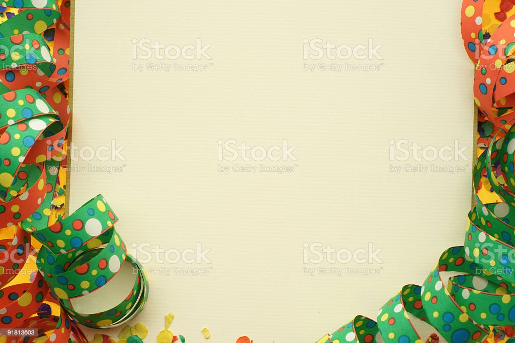 Party Background Series stock photo
