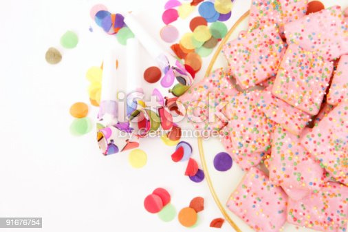istock Party Biscuits 91676754