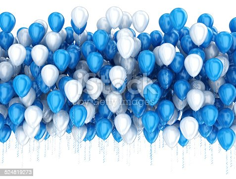 istock Party celebration balloons 524819273