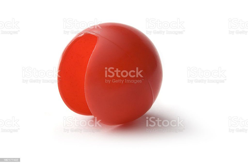 Party: Clown's Nose stock photo
