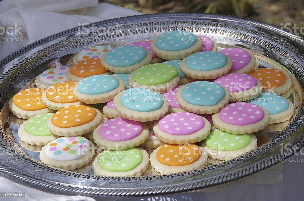 De las Cookies foto de stock libre de derechos