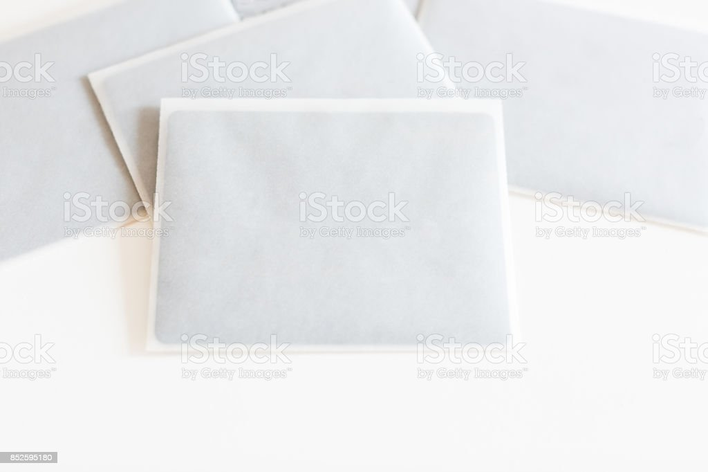 party creating wedding concept there are dark black cards in few