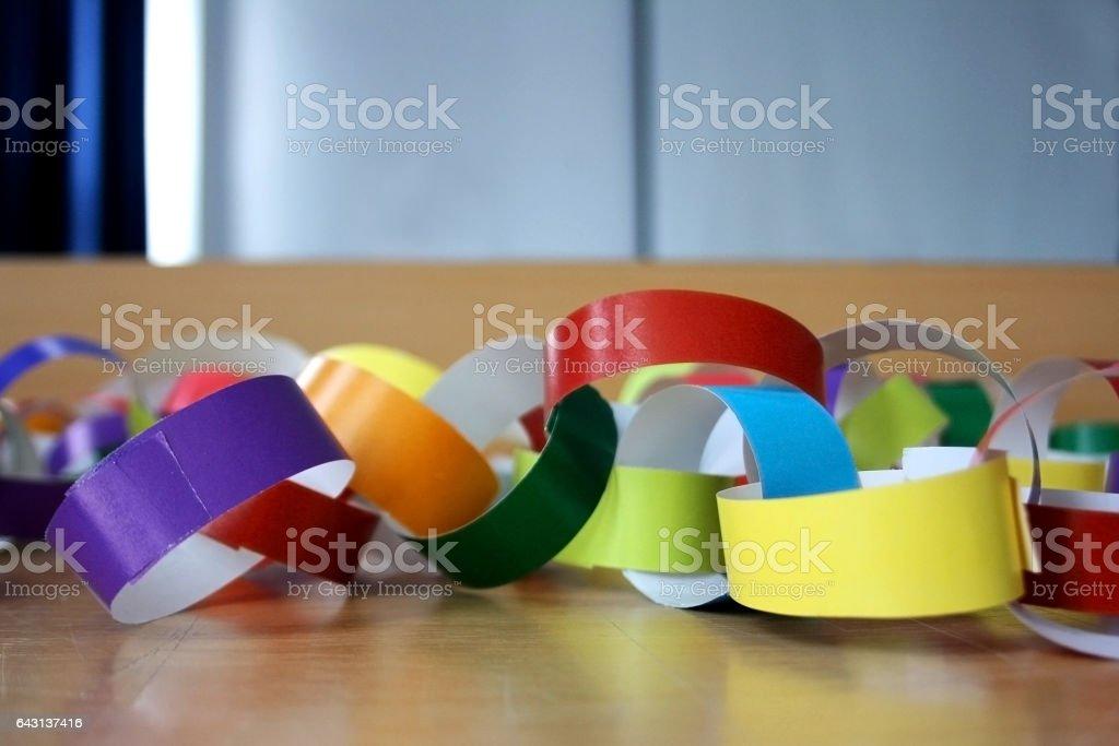 Party Decoration stock photo