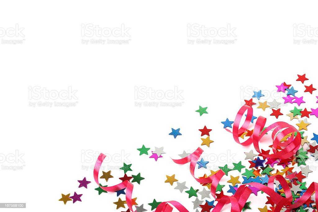 Party decoration XXXL royalty-free stock photo