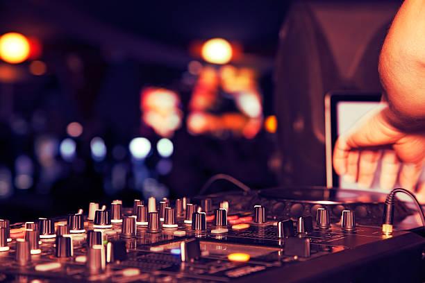 Festa com DJ - foto de acervo